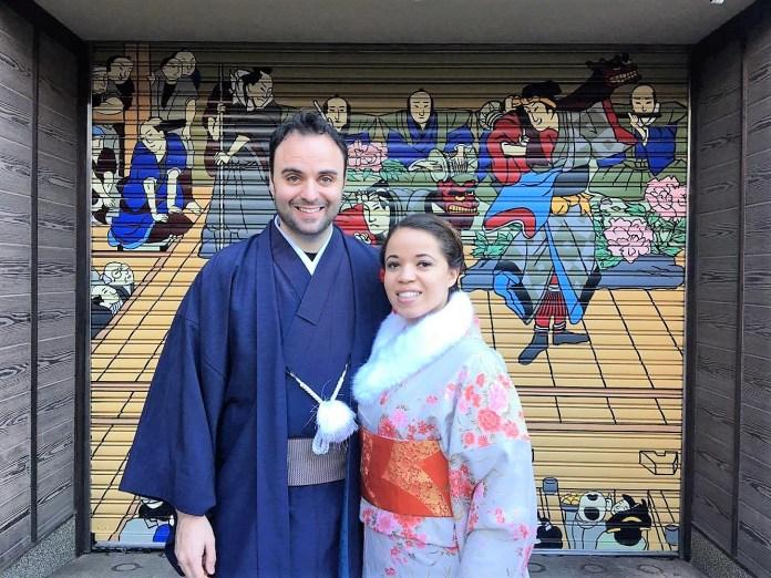 Kimono Tour
