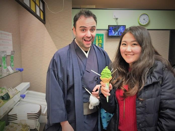 Kimono Tour - Tóquio