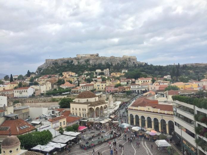 viagem pela Grécia