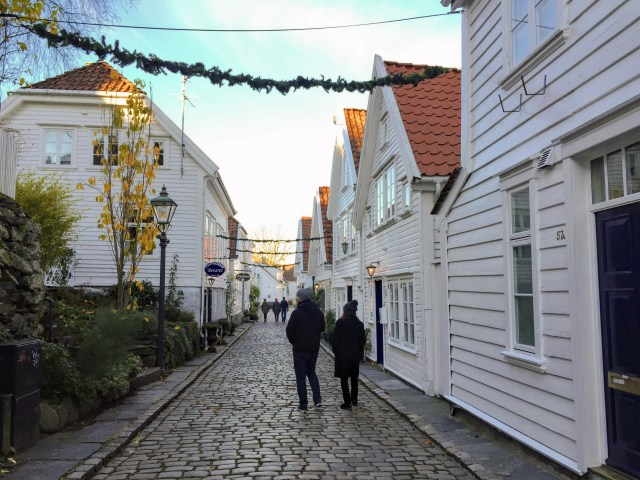 compras na Noruega