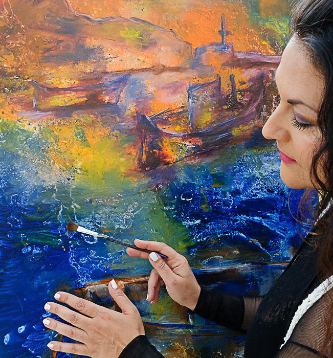 Arte na Grécia