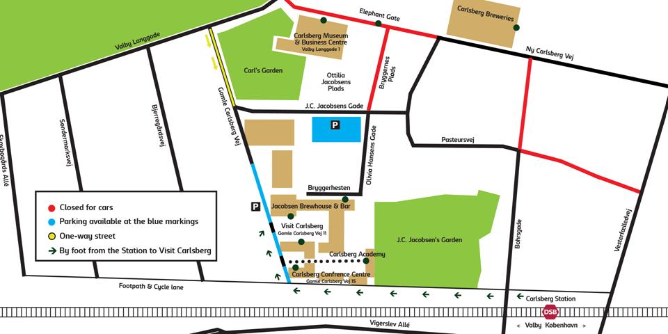 Tour na Carlsberg