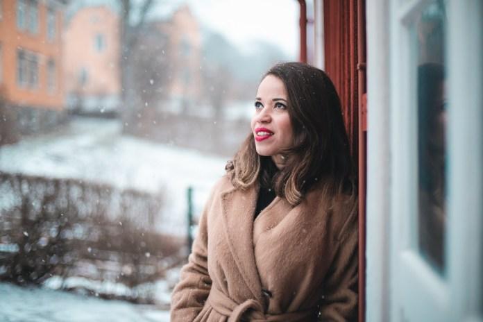Como se vestir no inverno - Gisele Almeida