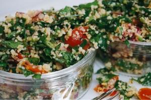 Tabouli - godaste salladen