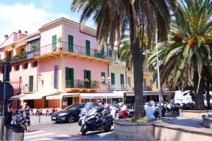 San Remo till Arenzano på väg SS1