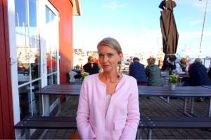 Faaborg i Danmark
