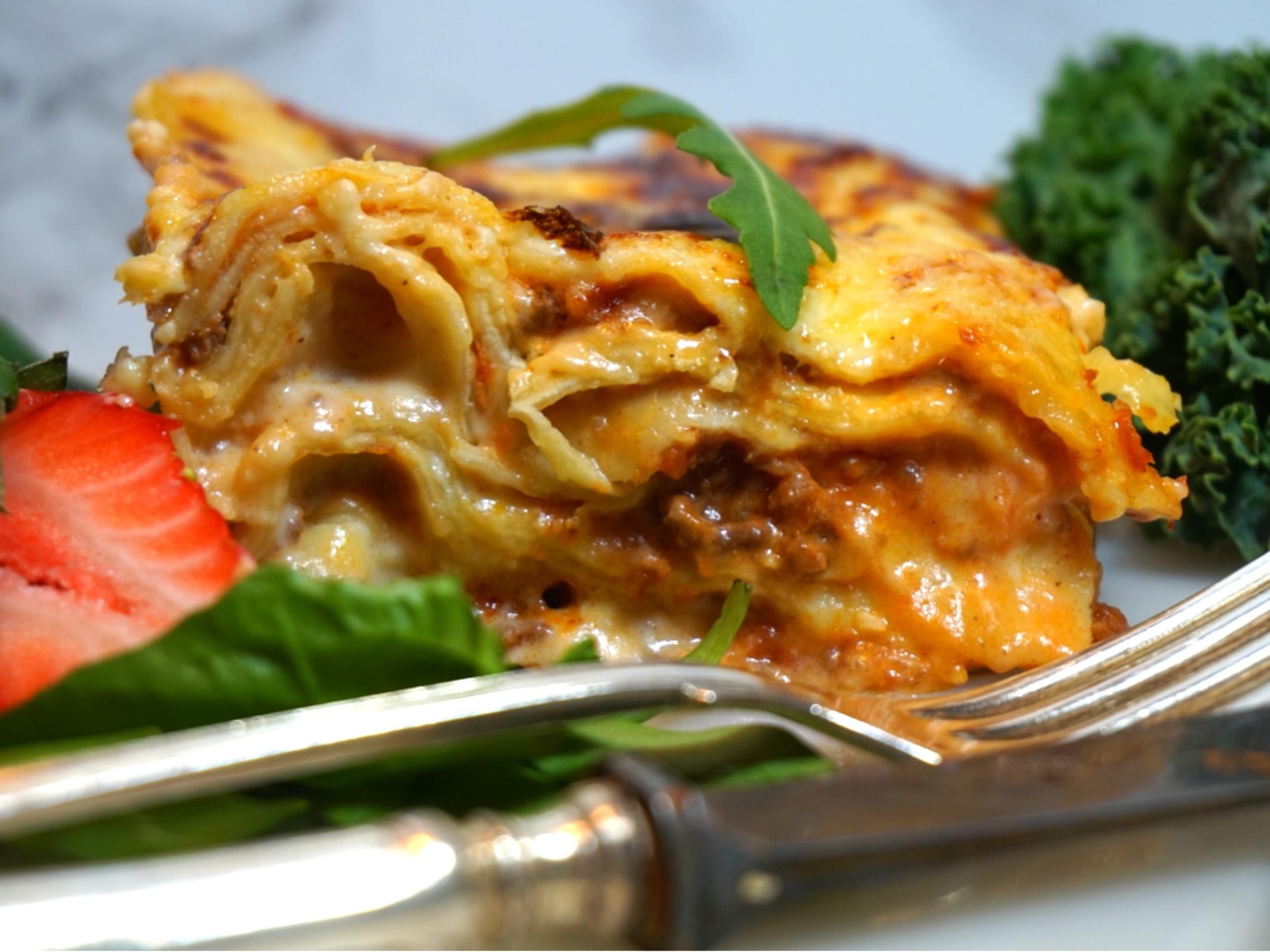 bästa lasagne recept