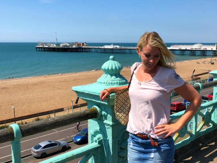 Brighton & Gunwharf Quays dag 12 - Roadtrip 2018