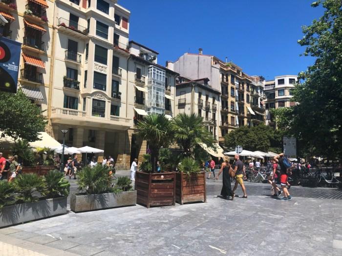 San Sebastian dag 33-35 Roadtrip 2018