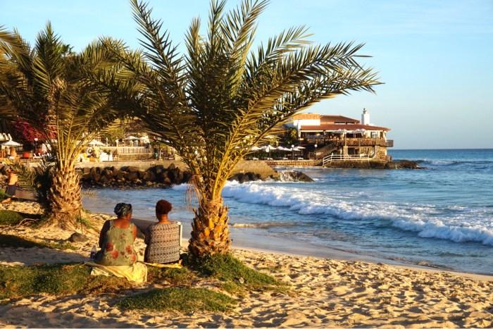 Santa Maria Beach, Sal-Kap Verde