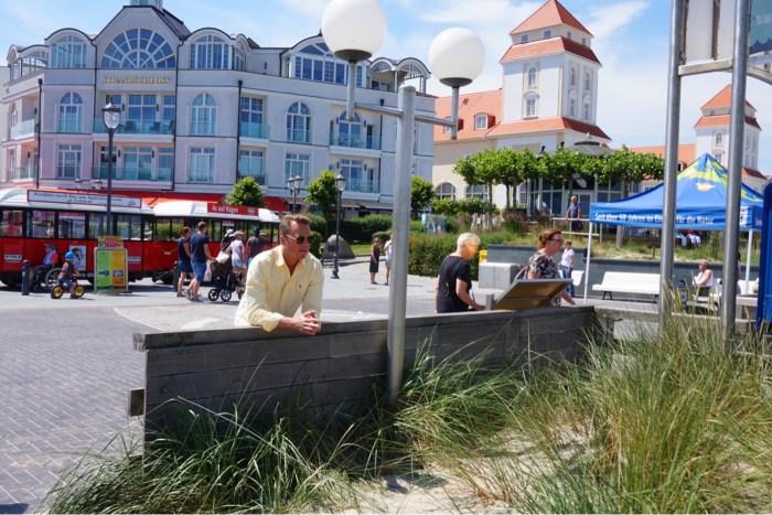 Binz på ön Rügen -Roadtrip