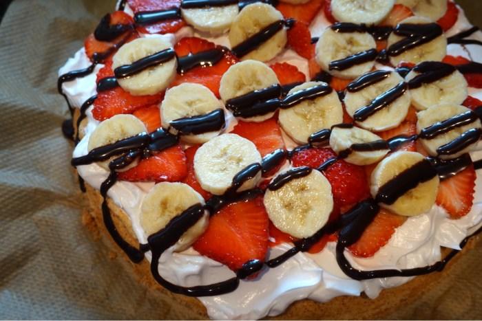 Marängswiss Tårta