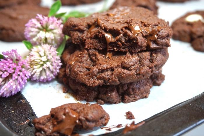 Magiska choklad cookies