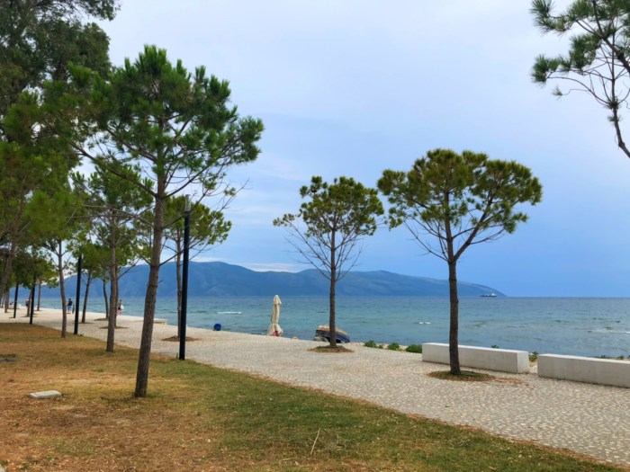 Vlorë i Albanien - Roadtrip