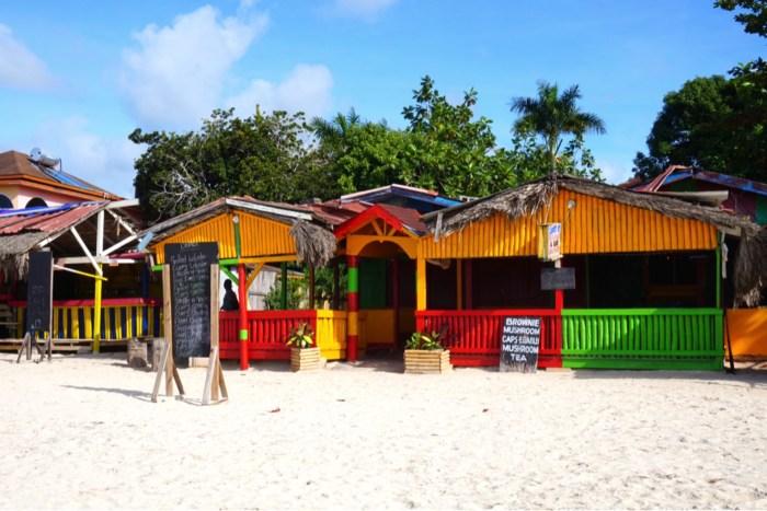 Jamaica- första dagarna