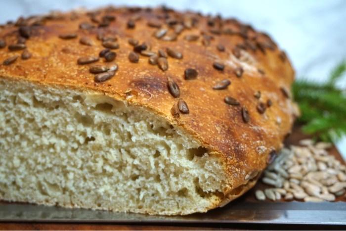 Nattjäst Hälla-ut-bröd med havre