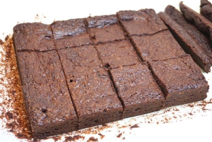 Polly brownie