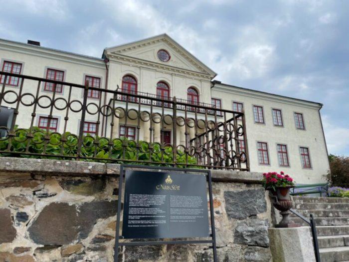 Nääs Fabriker och Slottet