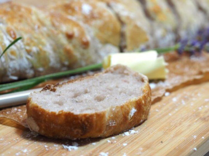 Nattjäst glutenfri baguette