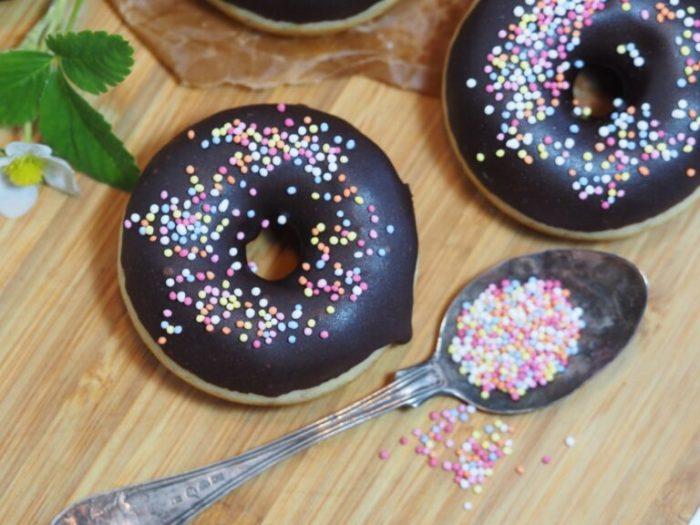 Donuts i ugn