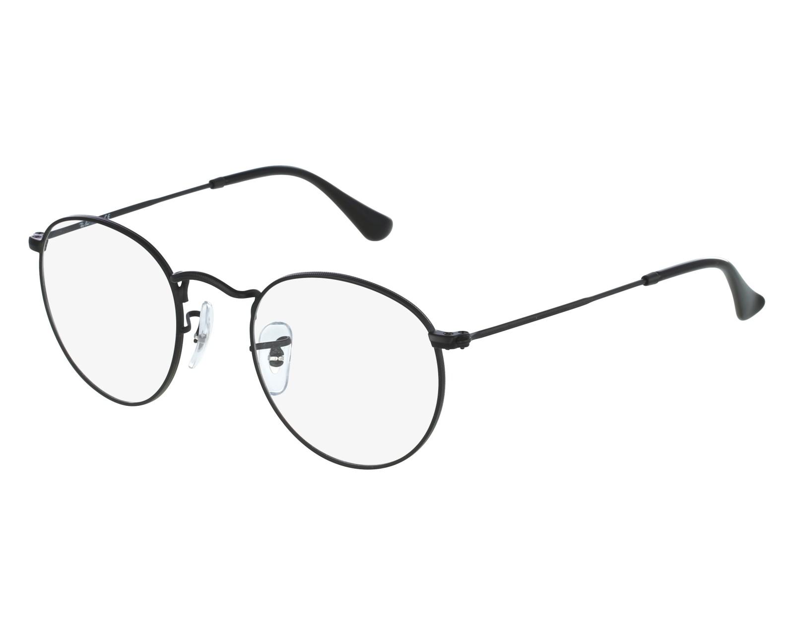 Ray Ban Eyeglasses Rx V Black