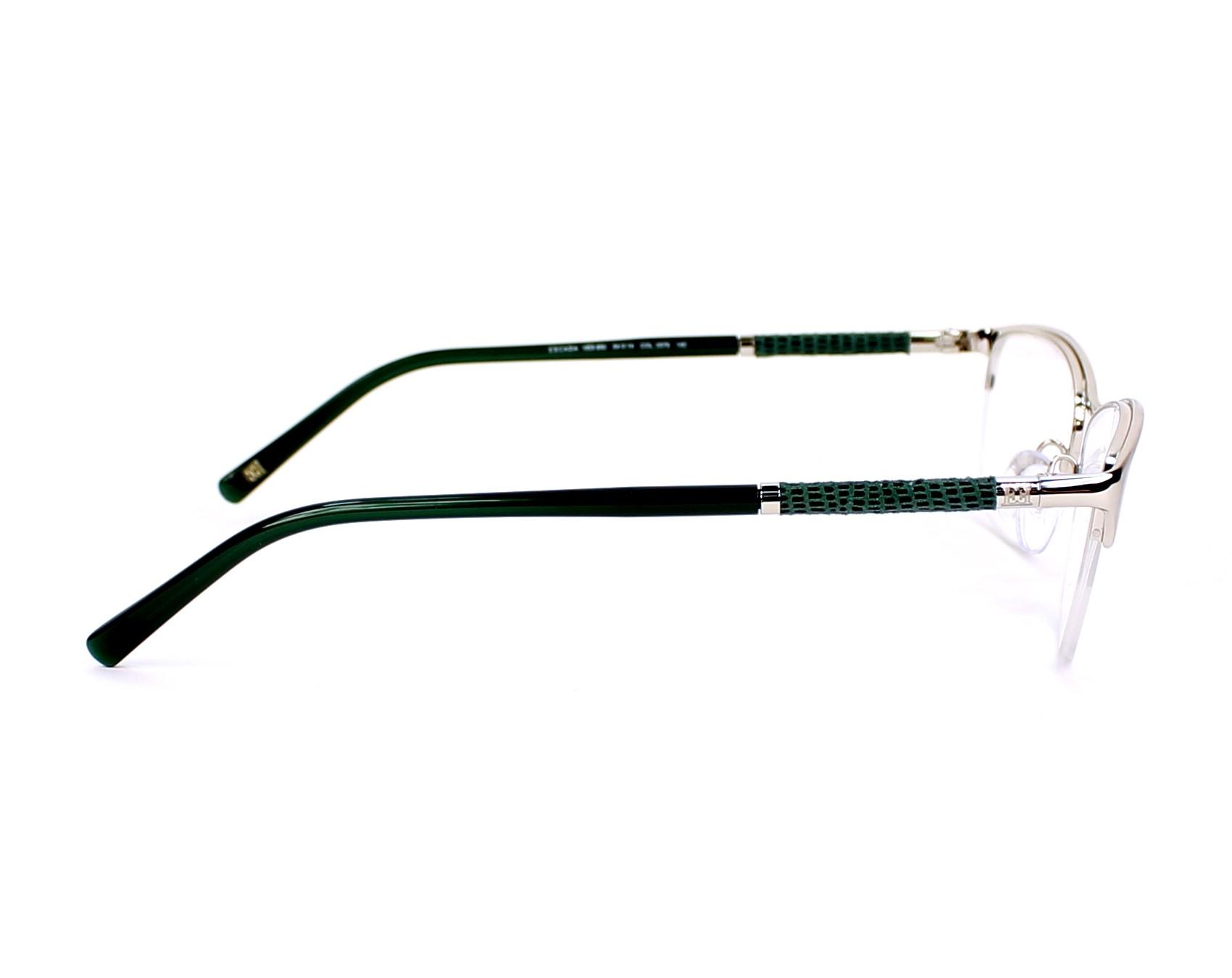 Escada Eyeglasses Ves 850 Silver