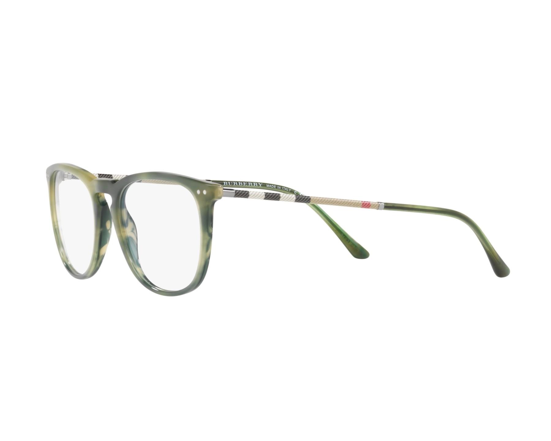 Burberry Eyeglasses Be Q Green