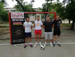 Ekipa 4: Manojlović, Isaković, Todorović, Sadžak