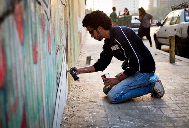 Cairo Graffiti History 02
