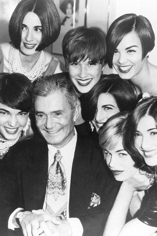 vidal sassoon hairstyles and haircuts - photo tribute