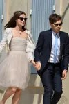 Keira Knightley's wedding dress.
