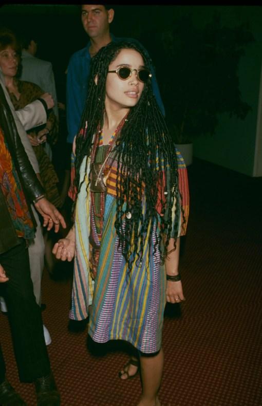 Lisa Bonet's Best '90s Style Moments | British Vogue