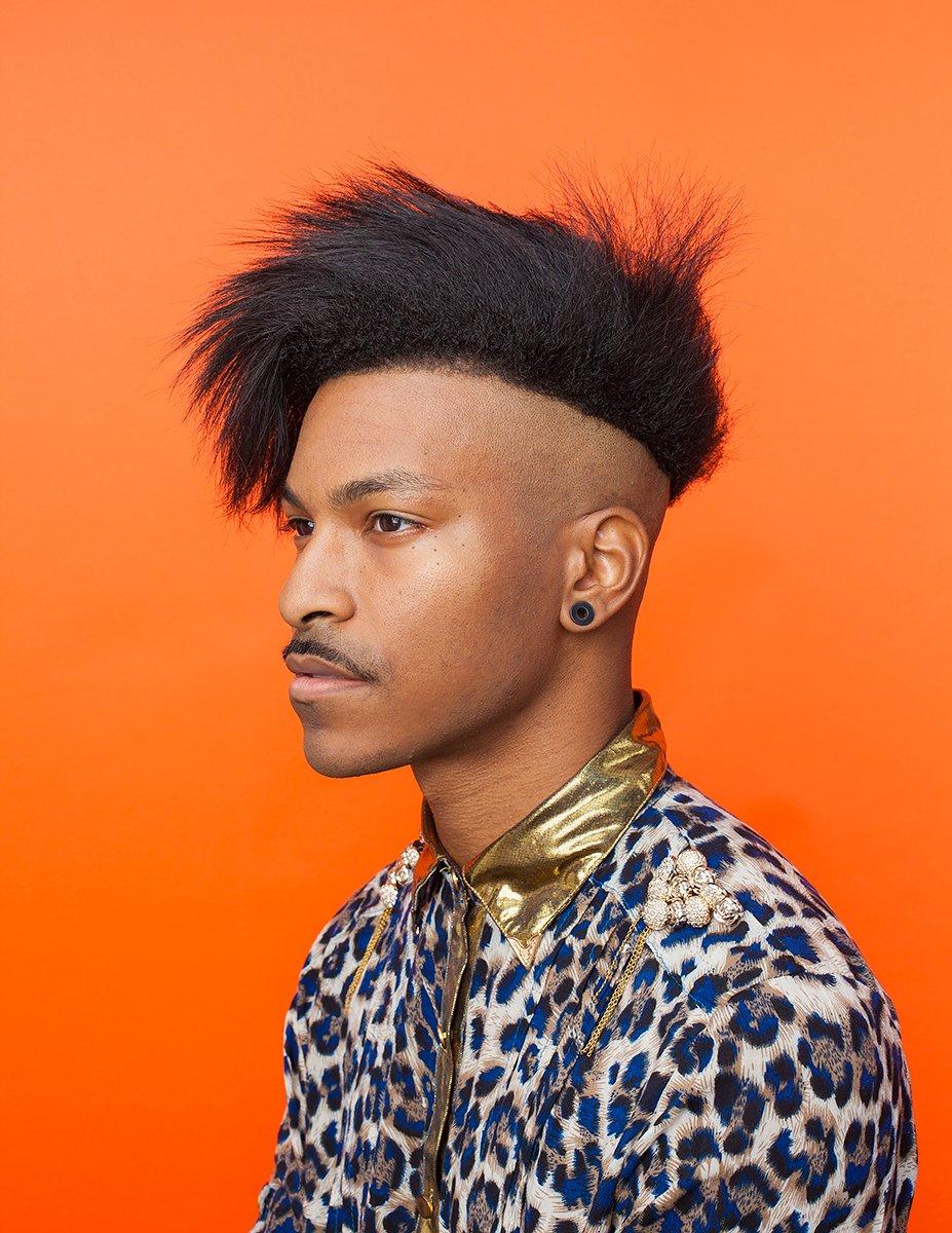 Afropunk Hair Portraits By Artist Awol Erizku Vogue