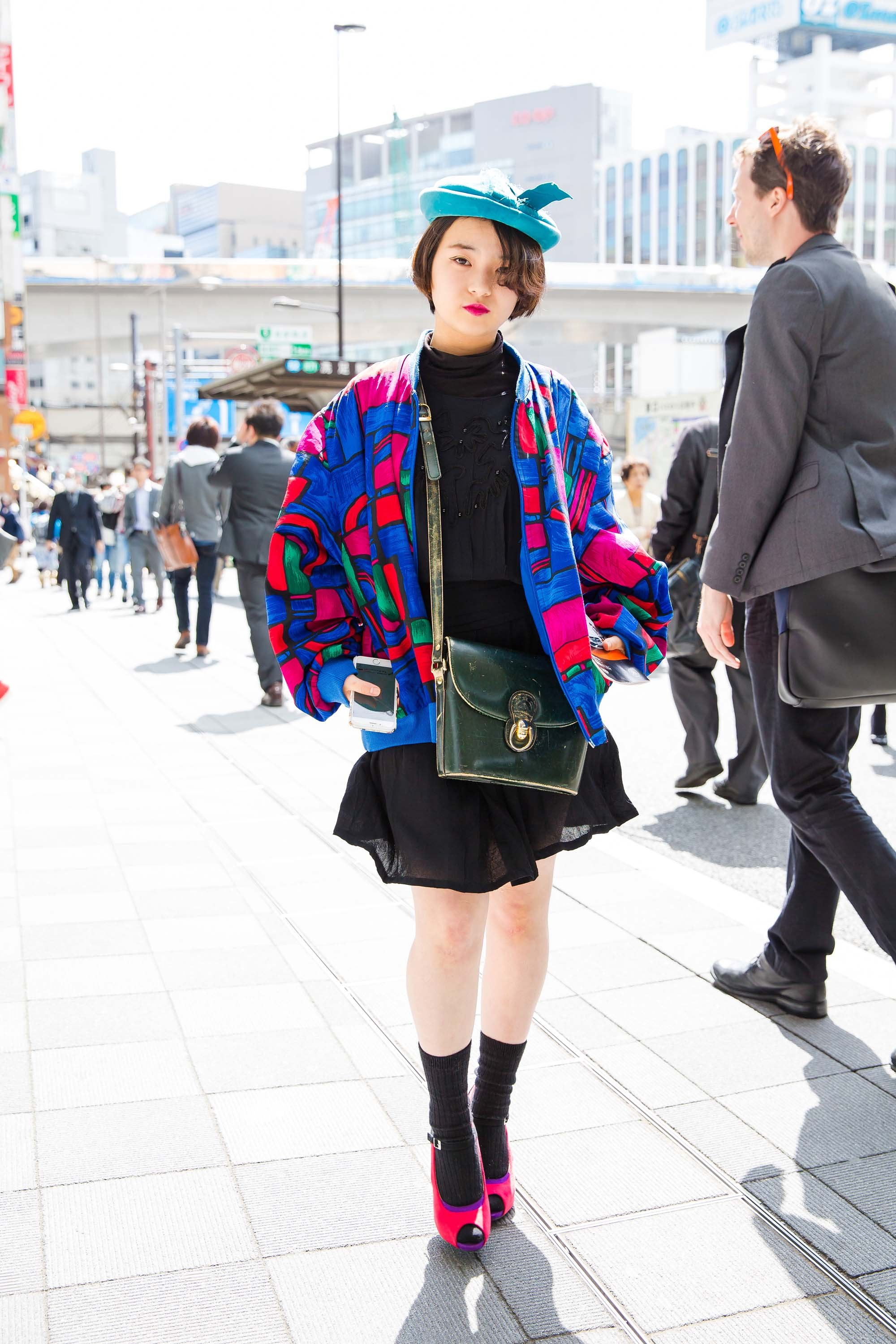 Spring Style Fashion Korea