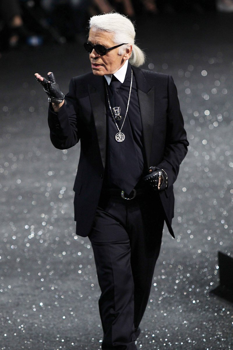 Chanel HampM Macys Diet Coke What Should Karl Lagerfeld