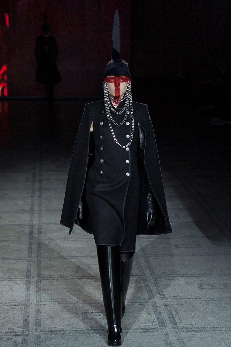 Gareth Pughs Return To London Fashion Week Was An Ode To