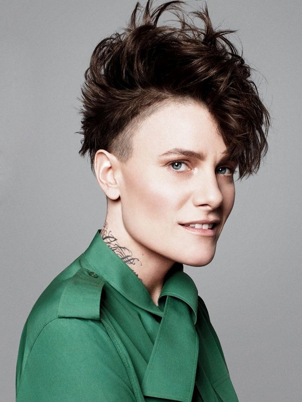 Ruby Rose Orange Is The New Black Androgynous Models