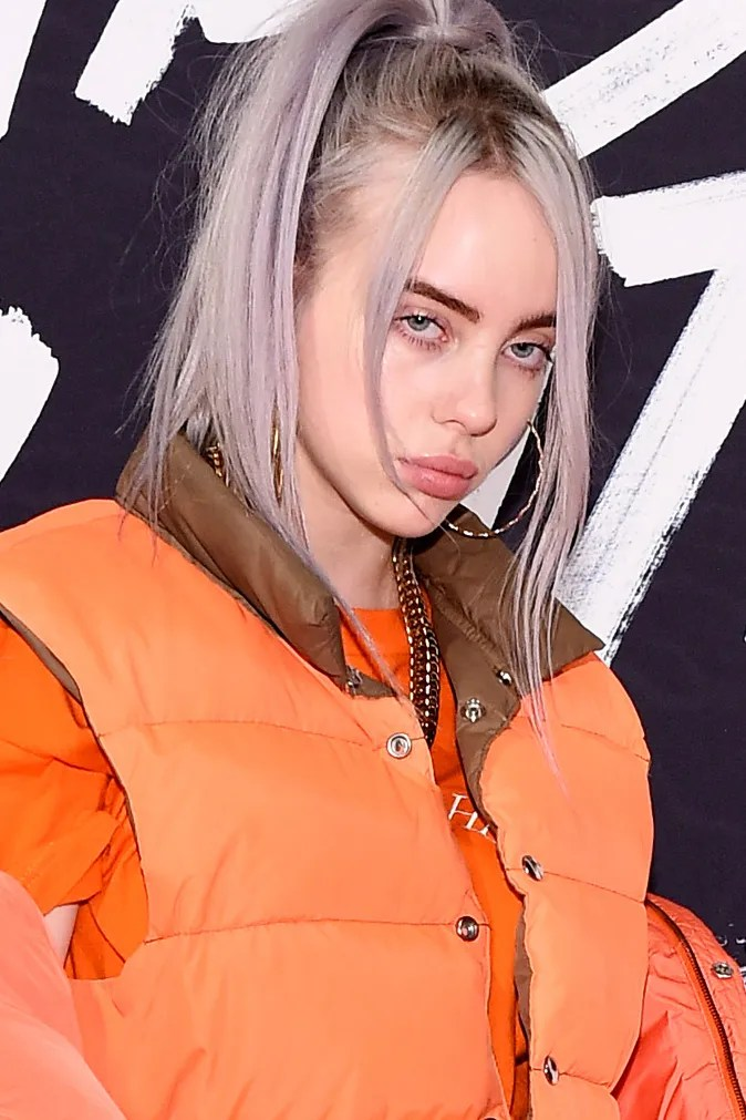 Billie Eilish Telegram Sticker