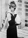 El estilo de Audrey Hepburn: el LBD o mini vestido negro