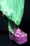 Crocs Balenciaga SS18
