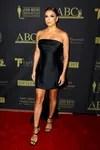Eva Longoria wearing a short dress