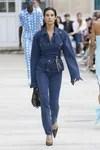 straight jeans classic blue full denim