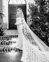 hailey baldwin wedding dress