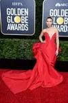 Scarlett Johansson at the Golden Globes 2020
