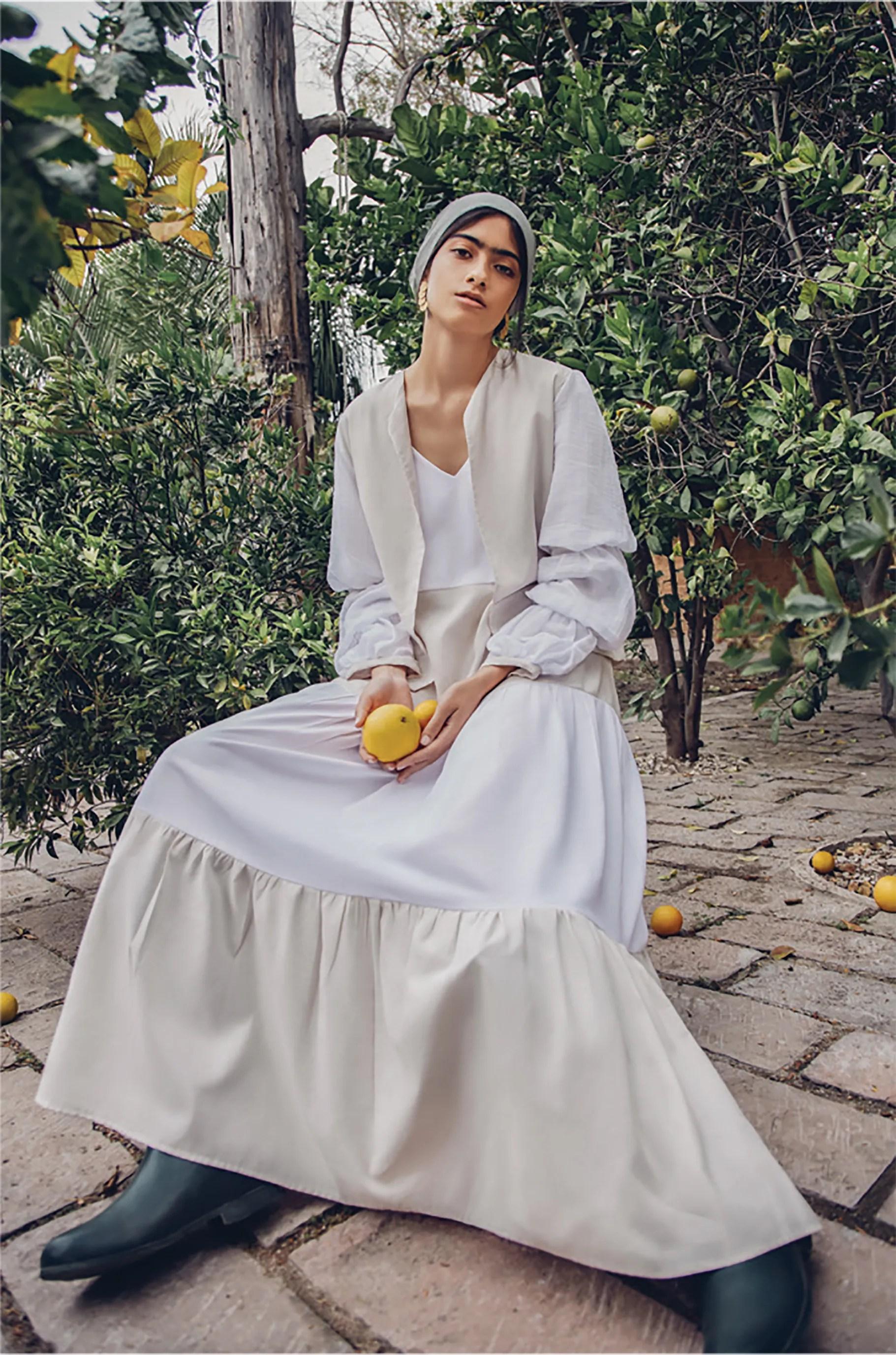 Eilean Brand, la marca de moda mexicana sustentable de zero-waste   Vogue  México y Latinoamérica