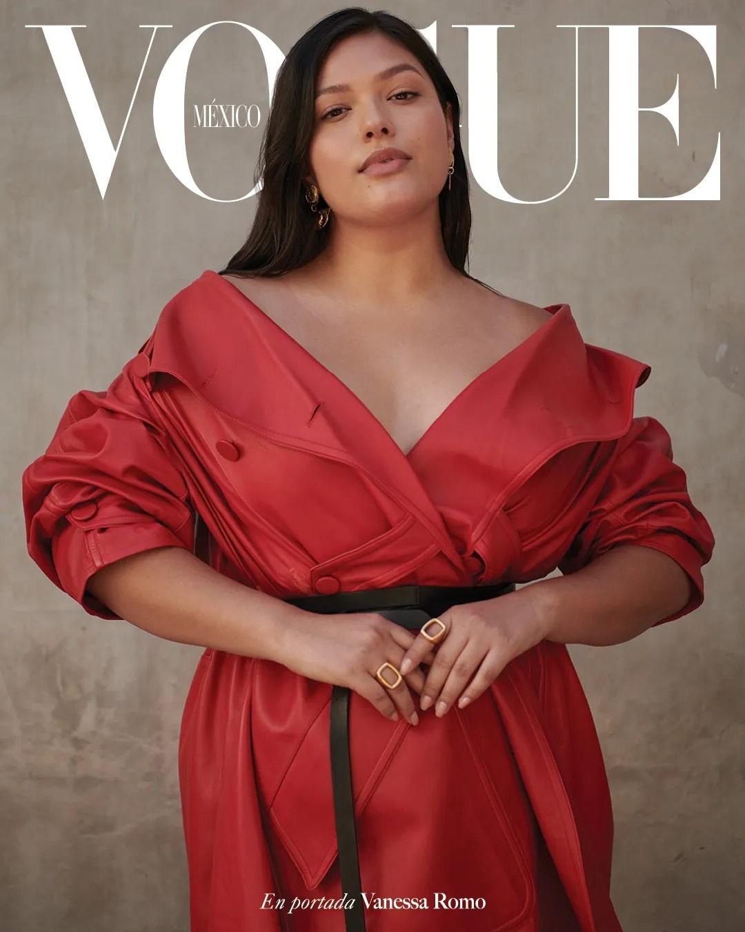 Vanessa Romo, la modelo de raíces mexicanas que rompe con los estereotipos  | Vogue México y Latinoamérica