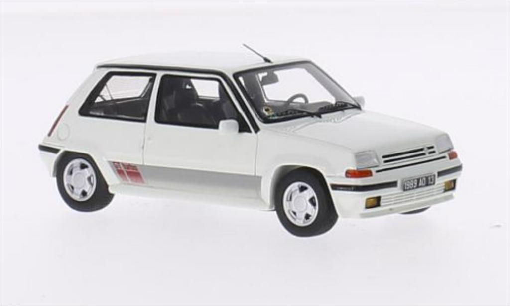 diecast model cars renault 5 1 18 norev gt turbo rallye jantes 13 alu alldiecast us