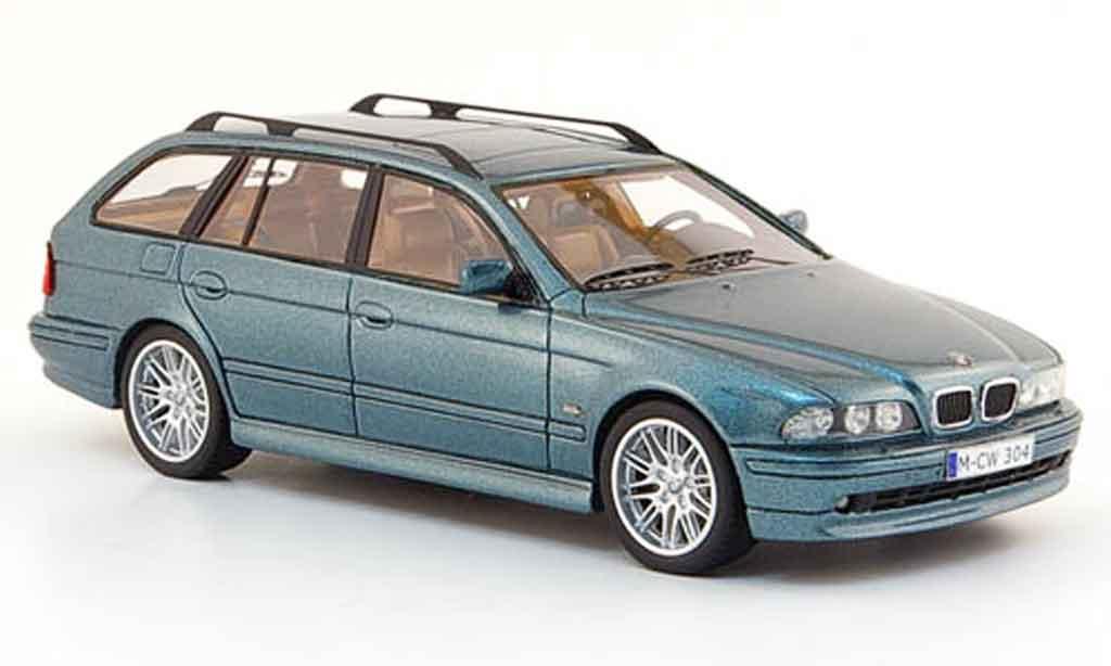 Bmw 520 E39 Touring Green Liavec Auflage 300 1998 Neo