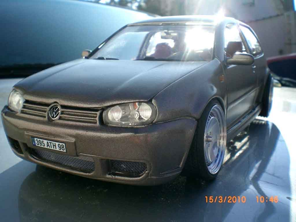 Volkswagen Golf IV R32 Tdi German Look Kit Body Revell