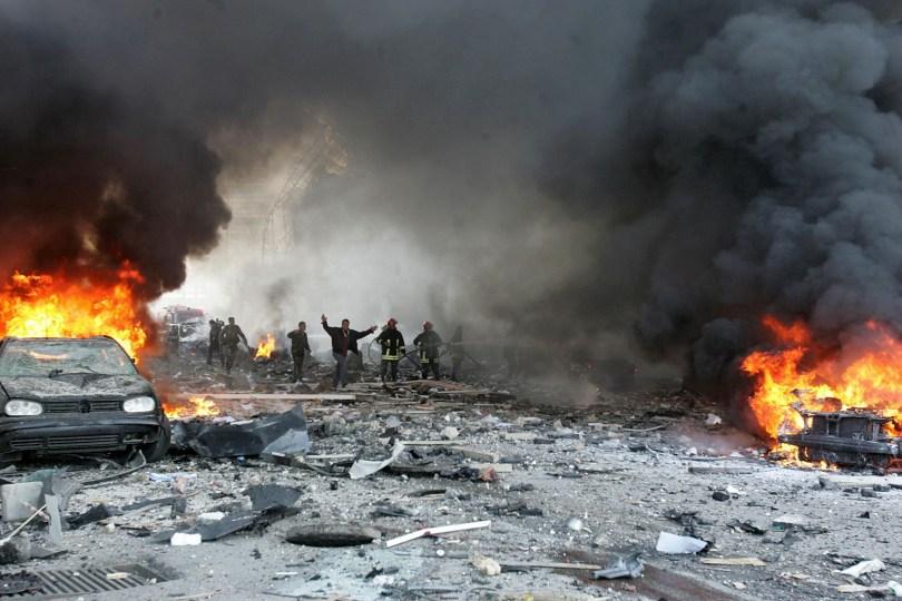 La Cour internationale de Justice a inculpé un dirigeant du Hezbollah dans l'affaire de l'assassinat de Rafic Hariri.